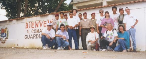 1996 Grazing occultation group Tucacas, Venezuela