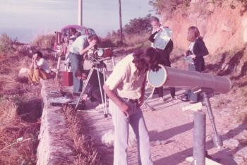 1973 Annular solar eclipse Puerto Vallarta, Mexico