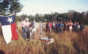 1984 Total solar eclipse Kwikila, Papua New Guinea