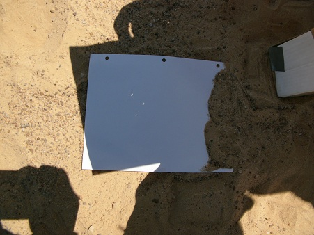 pinhole projection, solar eclipse viewing safety