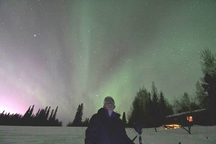 aurora viewing