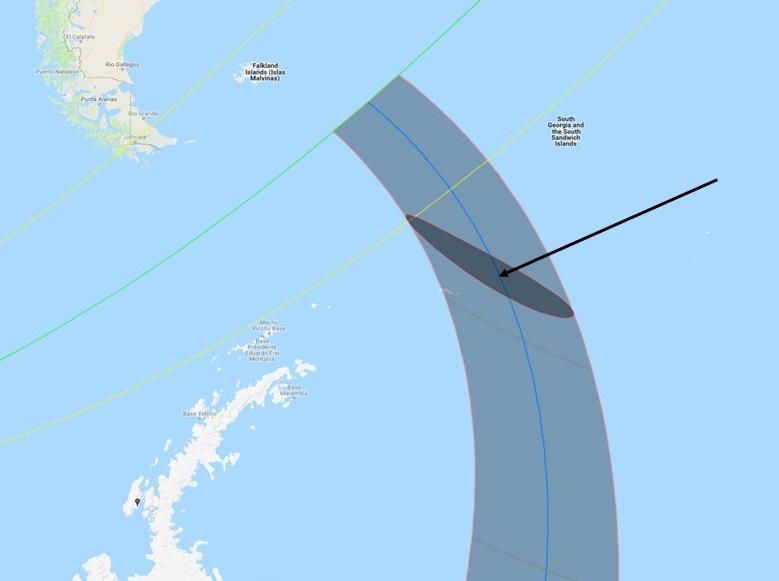 Solar Eclipse Antarctica 2021 Cruise_ponant_target