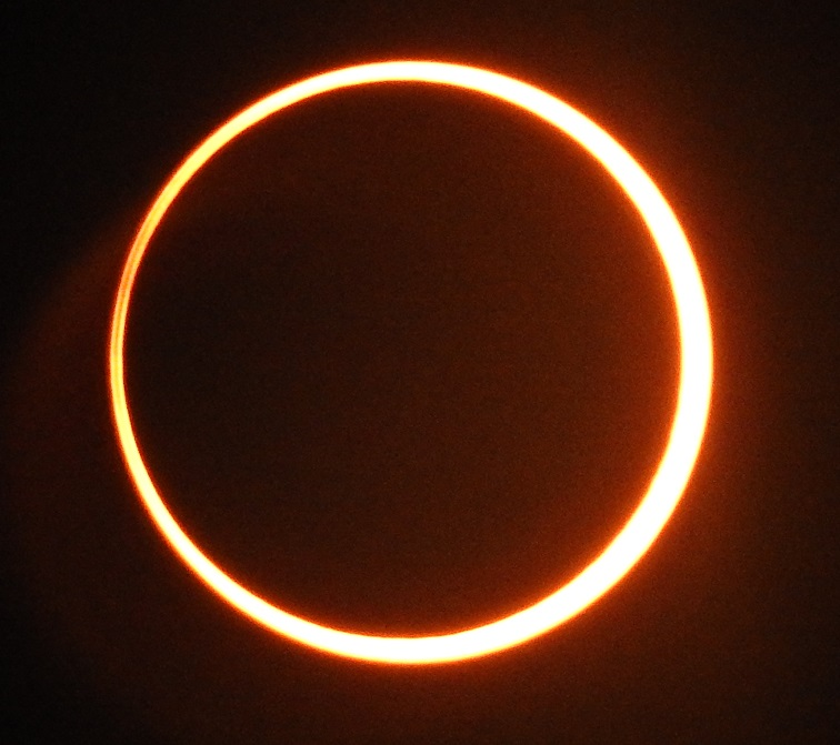 India Annular Eclipse 2019 by Bib Hammarberg