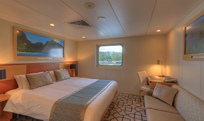 Australia Total Eclipse 2023 Cruise promenade-deck-stateroom
